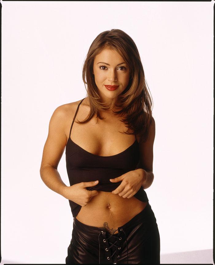 Алисса Милано в 1998 году.
