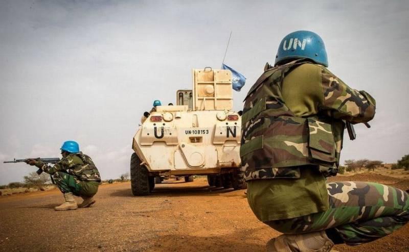 Террористы в Мали напали на миротворцев. Есть жертвы