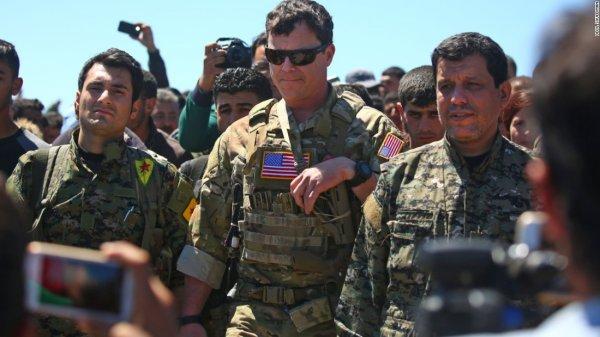 Беглый террорист YPG подстав…