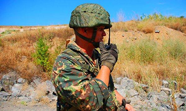 Бойцы ВСУ под Горловкой помогают ополченцам Донбасса
