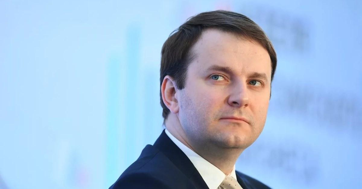 В новом шоу на НТВ поучаствует глава Минэкономразвития Максим Орешкин