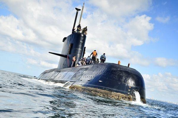 Экипаж аргентинской подлодки «Сан-Хуан» имеет шанс выжить: ВМС США