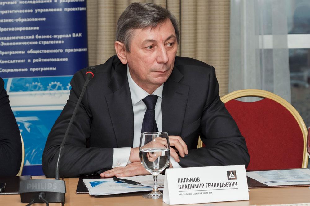 Владимир Пальмов: «Независимая оценка квалификации пока не нашла отражения в кадровой политике ОПК»