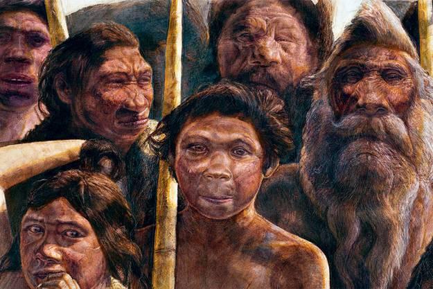 С кем спаривались наши предки (Расшифрован геном человека, жившего 400 тысяч лет назад)