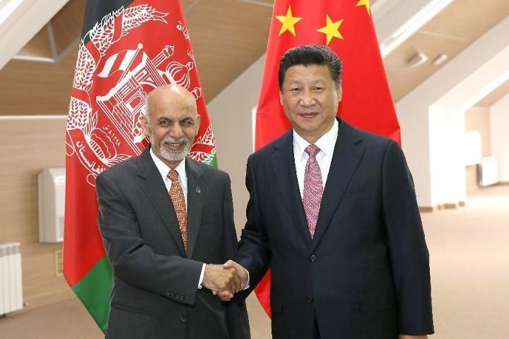 Китай готовится взять под контроль Афганистан