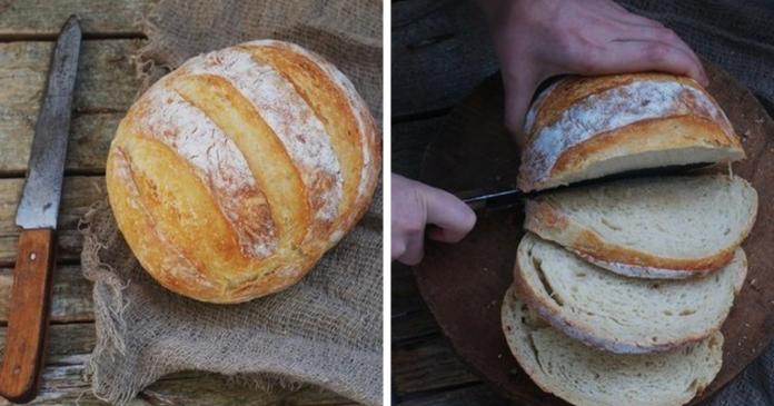 Несем креатив в обычные блюда: Хлеб без замеса на светлом пиве