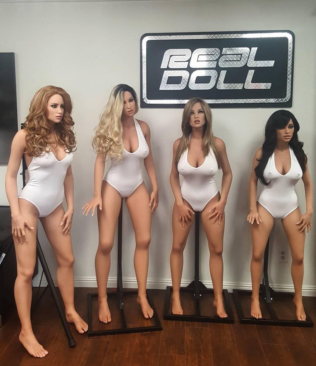 В США создали новейшую секс-куклу, способную имитировать оргазм