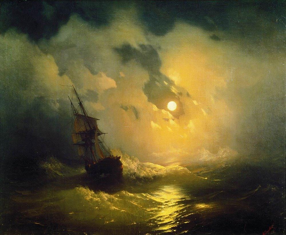 Картины Ивана Константиновича Айвазовского (2)