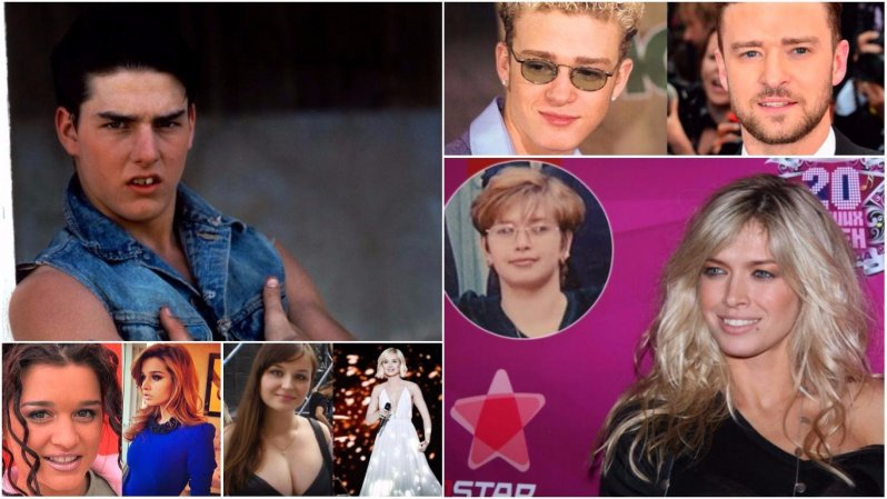 Возраст им к лицу: звезды, которые с годами стали выглядеть красивее звезды, знаменитости, знаменитости в детстве, старость в радость