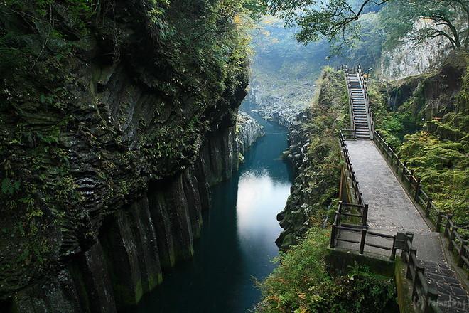 Ущелье Такачихо   Мир путешествий