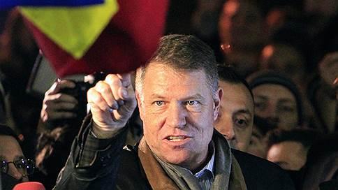 Президентом Румынии избран мэр города Сибиу