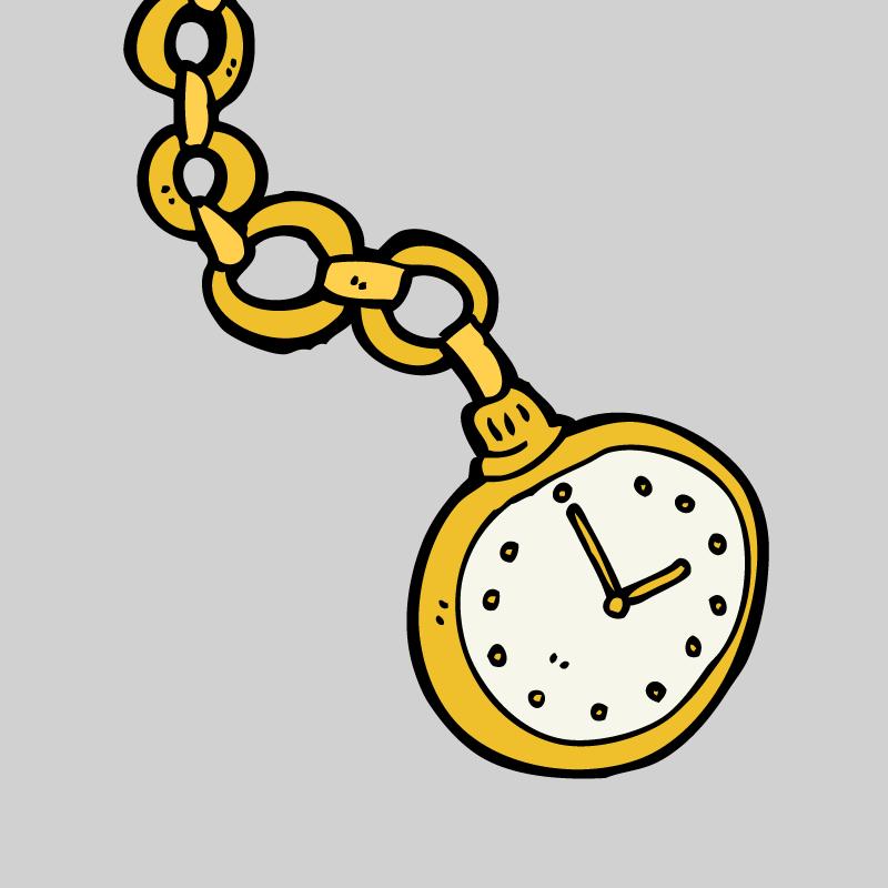 Анекдот про еврея, укоторого украли золотые часы