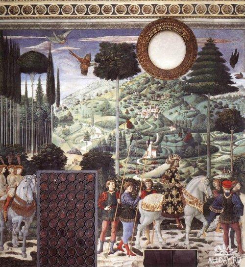 Классическая живопись от Allday.ru - Беноццо Гоццоли