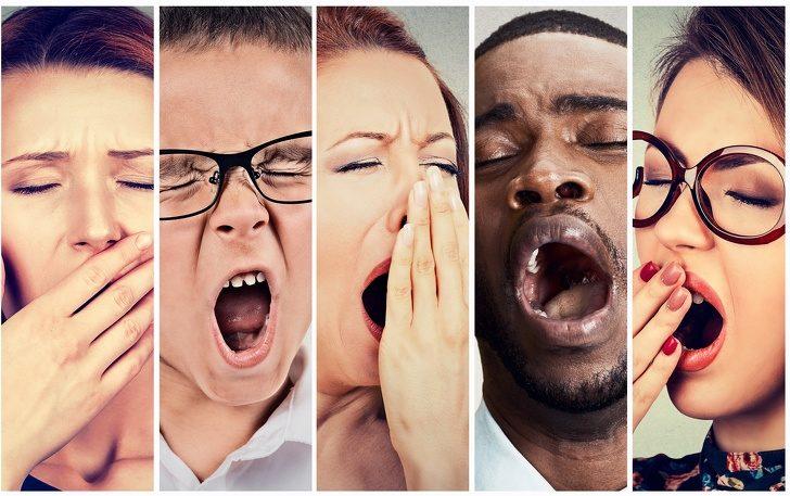 Сколько нужно времени для сна людям разных возрастов