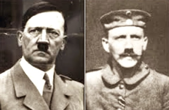 Почему Гитлер изменил свою фамилию?