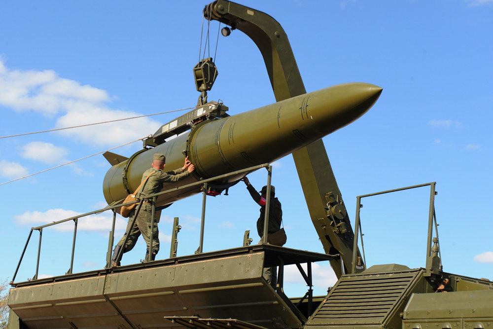 """Комплекс """"Искандер-М"""" вооружили новыми ракетами"""