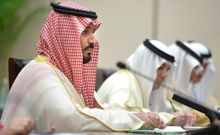 Бархатный госпереворот в Саудовской Арави