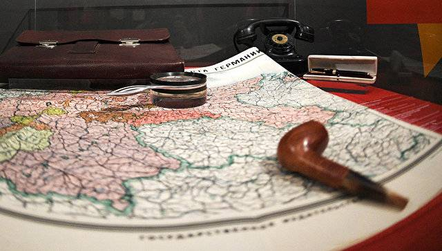 Трубка Сталина: в Москве рас…