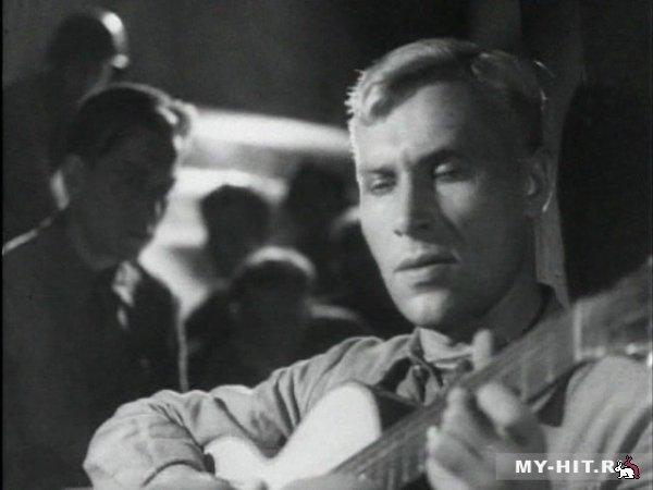 Марк Бернес и его «шаланды полные кефали» Добрая и вечная музыка советского кинематографа