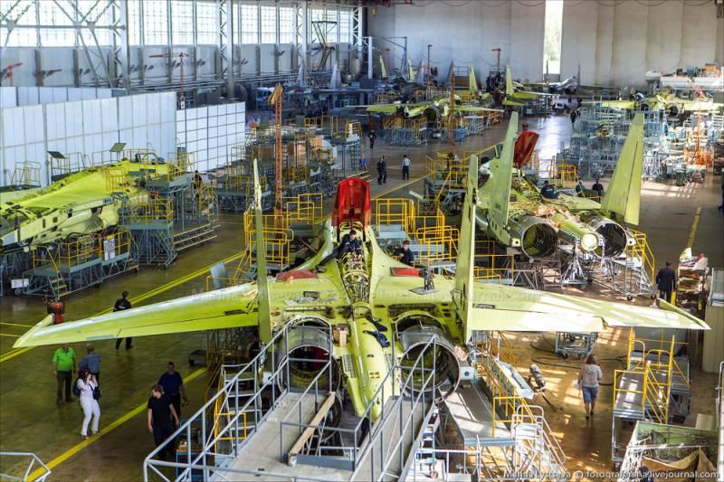 Поставки военной авиатехники МО РФ