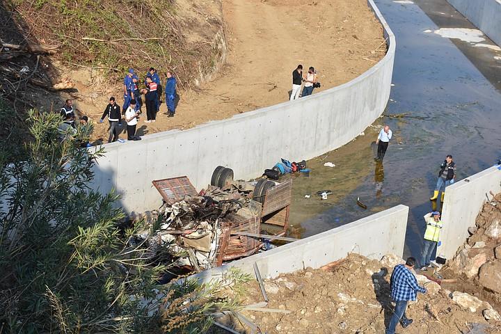 В результате ДТП в Турции погибли 19 нелегальных мигрантов