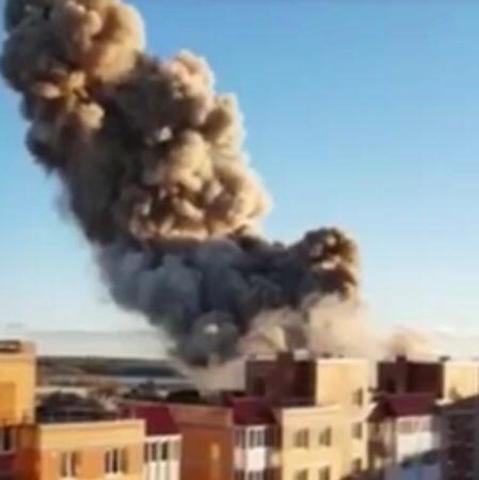 Найден четвертый труп под обломками взорвавшегося завода «Авангард»