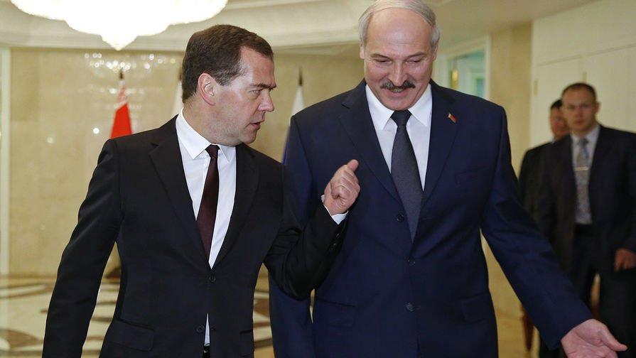 Накипело: Медведев резко осадил забывчивого Лукашенко