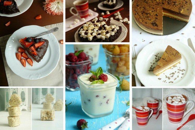 7 супер рецептов Шоколада.
