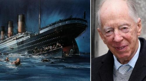Версия: Катастрофу «Титаника» спланировали Ротшильды – чтобы создать ФРС США