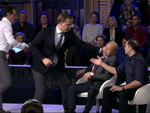 Ковтун проиграл в апелляционном суде дело о драке на российском ТВ (ВИДЕО)