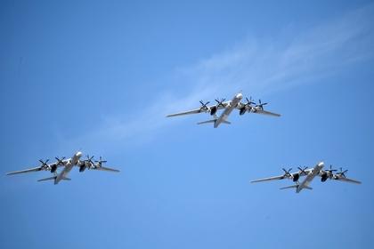 Военные России похвалили пилотов американских ВВС за почтительное сопровождение Ту-95