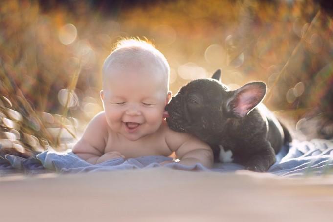Дружба Дилана и Фарли, которые родились в один день