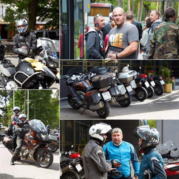 В Ригу за байками — путешествие с «BMW Motorrad Россия» - Фото 4