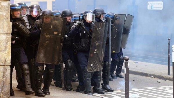 Русские под Парижем напугали французскую мафию