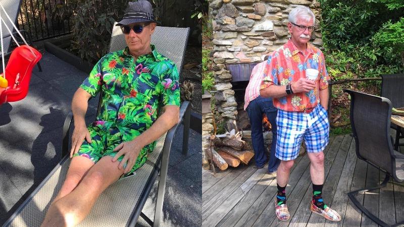Батя на фэшене: инстаграм самых стильных отцов