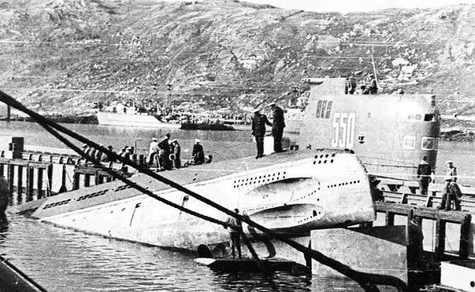 Взрыв на подводной лодке Б-37: Трагедия без виновных