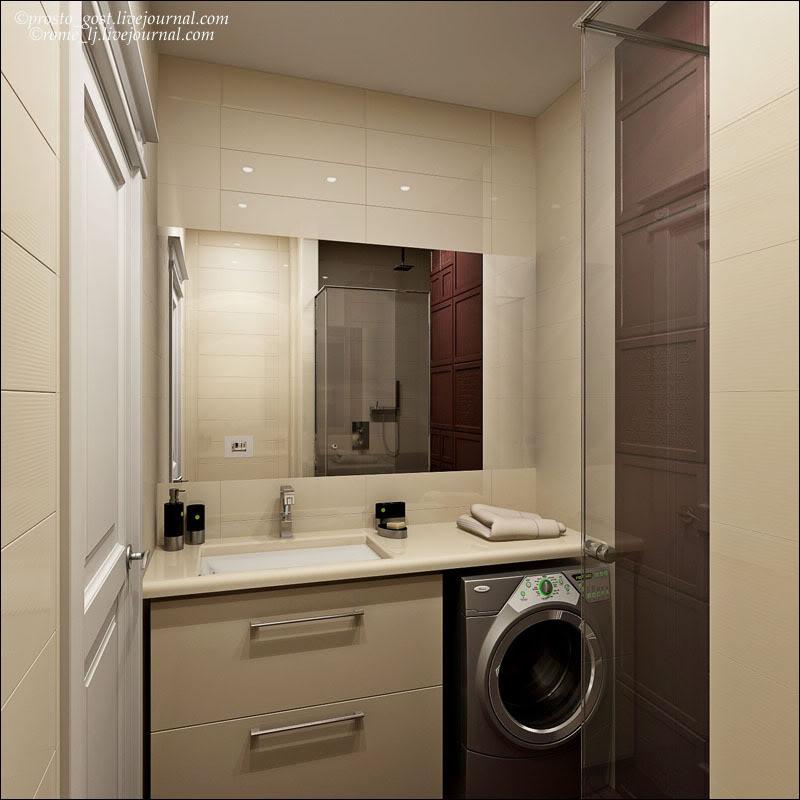 Ремонт ванных комнат мастер - Сам себе интерьер-дизайнер