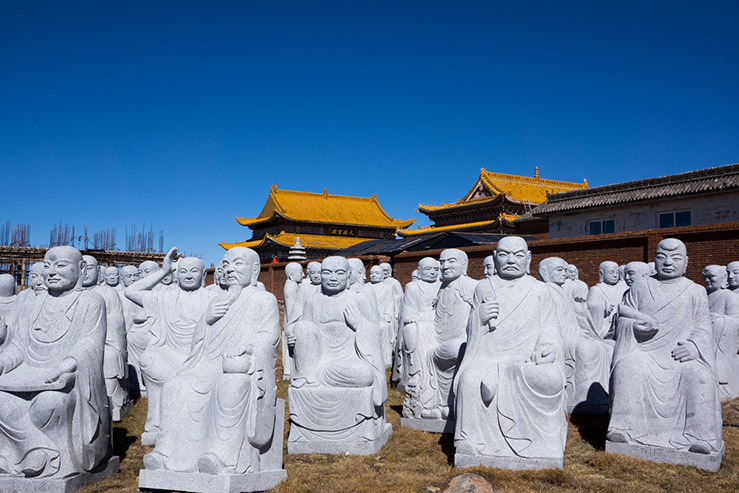 Утайшань (Mount Wutai)