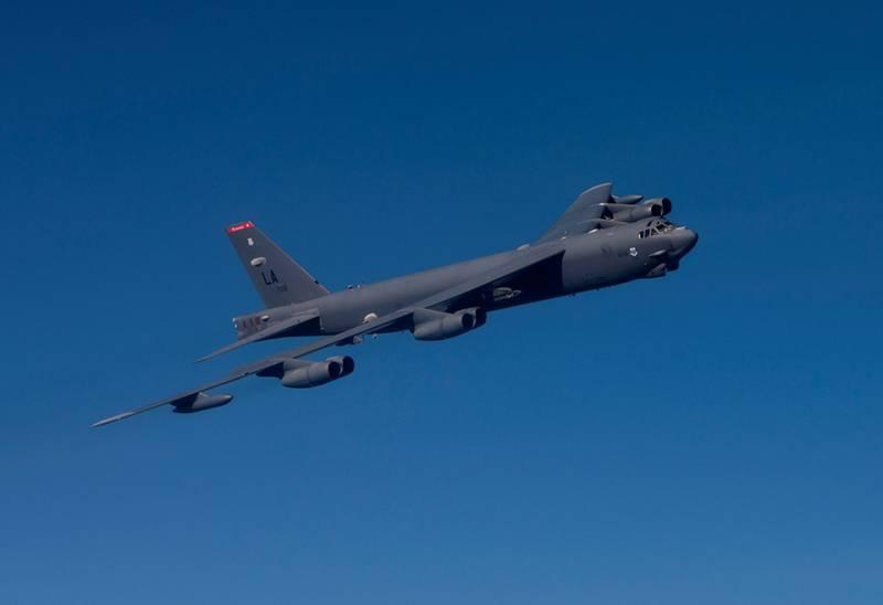 Чем опасен B-52H и как с ним бороться