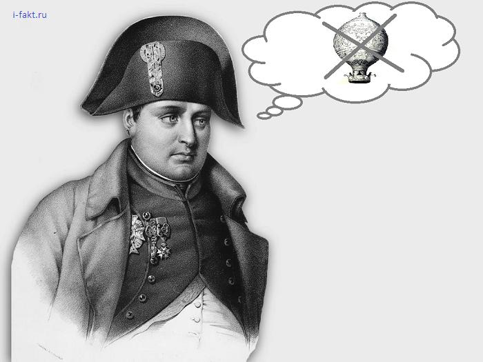 Почему Наполеон не любил воздухоплавателей