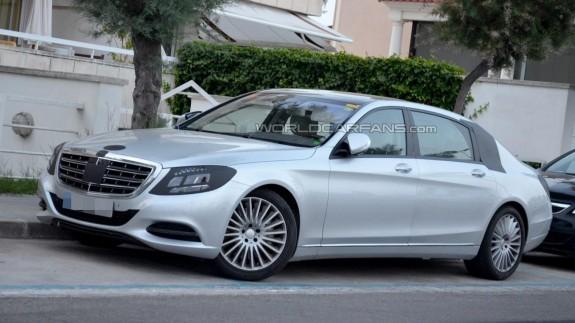 Mercedes-Benz готовит Maybach-версии вседорожников