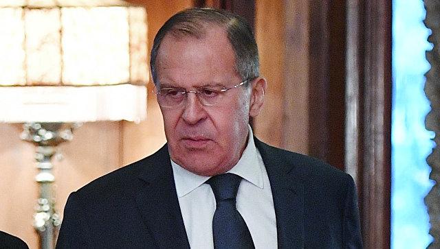 Лавров прокомментировал позицию Киева по миротворцам ООН в Донбассе