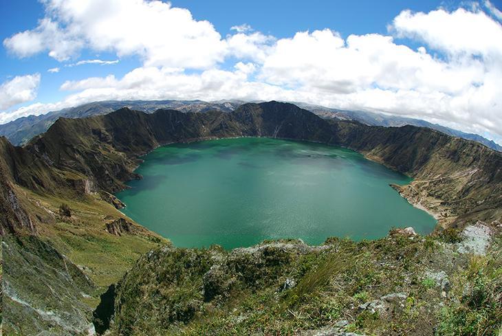 Озеро Килатоа (Quilotoa), Эквадор