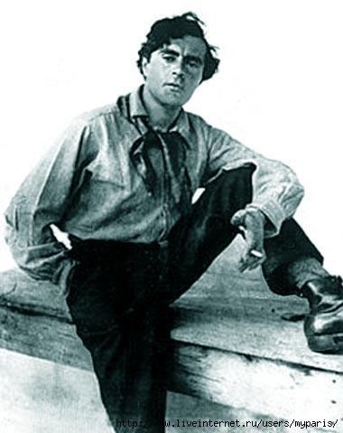 Амедео Модильяни, жизненный путь, вдохновение, творчество