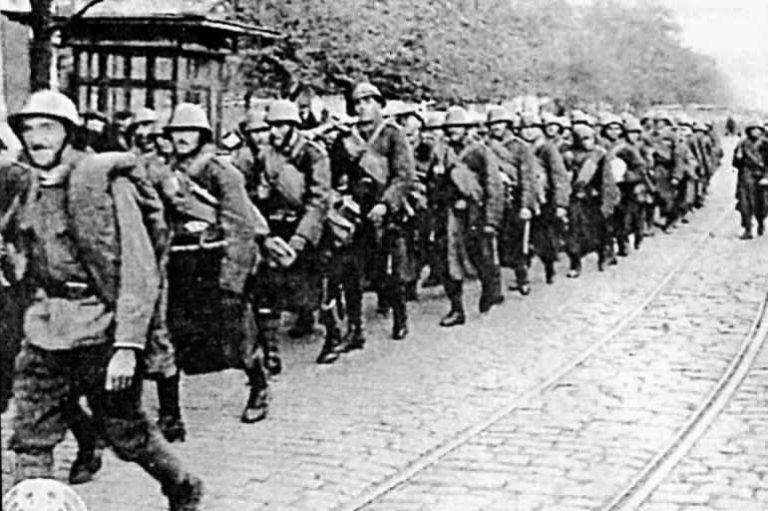 Как румыны напали на Совесткий Союз в 1941 году