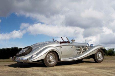 Самые дорогие антикварные автомобили в мире