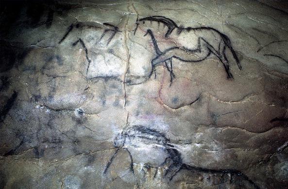 Ученые разобрались в наскальных рисунках древних людей