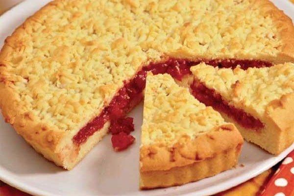 6 пирогов с вареньем. Лучшая подборка