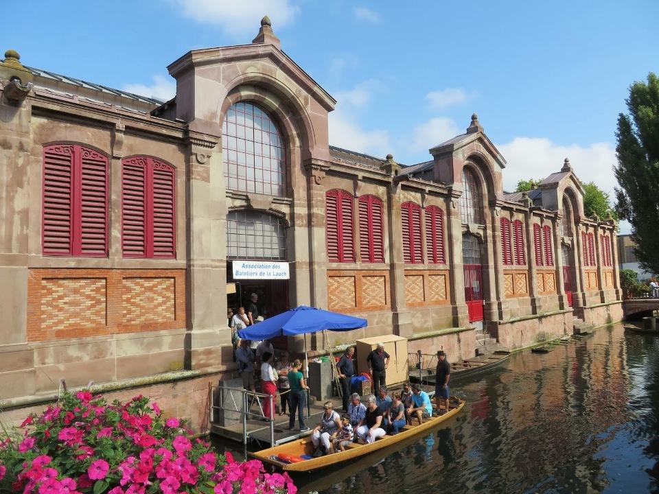 terraoko 20141217320 5 Кольмар   самый очаровательный город во Франции.