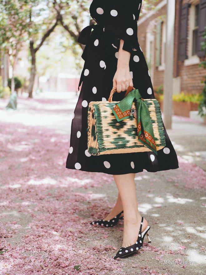 Лучшие модные образы из блогов за неделю: Elizabeth Keene, Veronica Popoiacu, Krystal Bick и другие